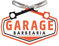 Logo - Barbearia Garage